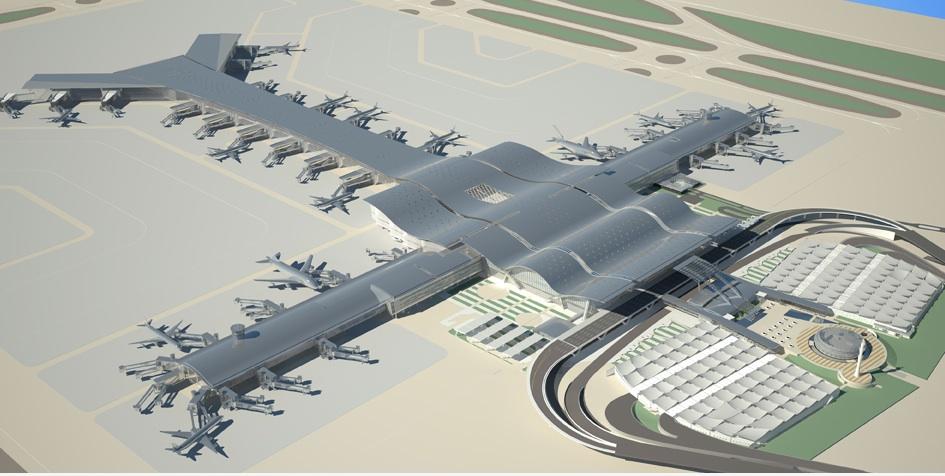Parking At Bush Airport